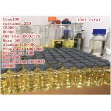 Muskelaufbau Injektion Enanject 250 Testosteron Enanthate 250mg /Ml 315-37-7 Öl