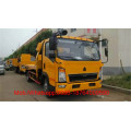 Mini Howo 4x2 5T Towing Wrecker Truck