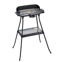 Barbecue électrique extérieur avec pieds
