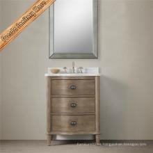 Fed-1673A China de Transición Top Quality Vanity Baño