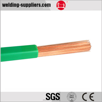 er70s-6 co2 mig copper coated welding wire