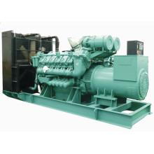 1000kw 1250kVA Bio Fuel Générateur diesel à gaz naturel 60Hz 1200rpm