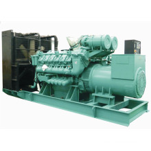 1000kw 1250kVA Bio Fuel Natural Gas Diesel Generator 60Hz 1200rpm