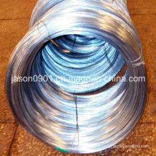 Arame de aço galvanizado Fio de aço da fábrica