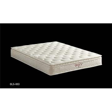 Pillow Top Pocket Spring Mattress In A Box