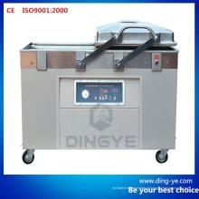 Máquina de embalagem do vácuo do alimento da câmara dobro (DZQ400-2SB)