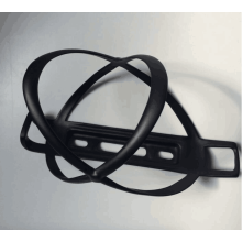 Customized for Carbon Fiber Bicycle Handlebar Carbon fiber bicycle bottle cage supply to Germany Wholesale
