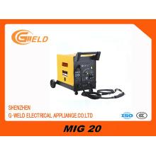 DC Inverter Portable TIG Soldagem Preço