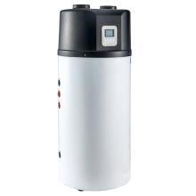 External Refrigerant Coil Monobloc Air Source Heat Pump