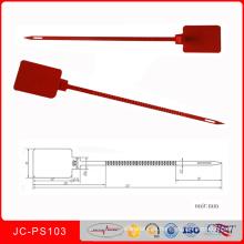 Jcps-103 Estilo de banda de sellado y estándar Sello de plástico estándar o no estándar