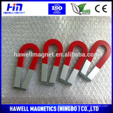Colorful Various Casting Alnico Magnet For Education