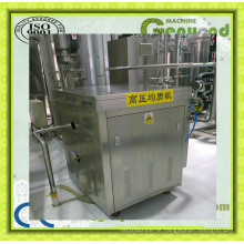 Stainless Steel Small Milk Homogenizer Machine