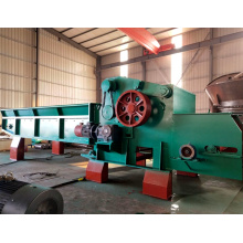 best selling wood chipper machine with belt conveyors
