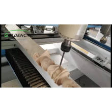 China IGW- 1325 wood cnc router with rotary axis