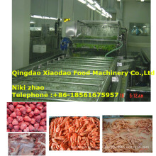 Carne congelada / mariscos / máquina de descongelación de fruta