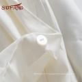 Classique expérience hotel blanc égyptien coton balfour ensemble de literie