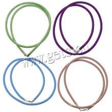 Gets.com cabo de nylon 2015 cordão revestido corda corda de borracha