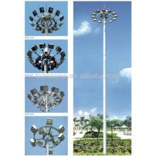 La más nueva luz de mástil alto con 150w 800w HPS