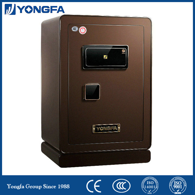Fingerprint Scan Burglary Safe Box
