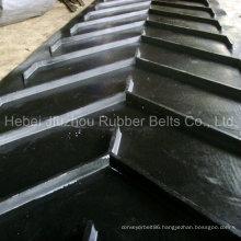 Closed Y Type Rubber Conveyor Belt