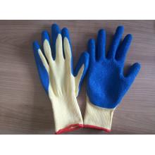 Gant de sécurité 21 Gauge Yarn Latex Palm Coated