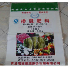 PP Woven Bags for Chemicals