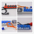 111 LP-02 16A-9H 200-250V 3P+E IP44 CE INDUSTRIAL PLUG COUPLER