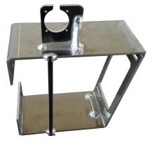 OEM Personalizado piezas de aluminio soldado