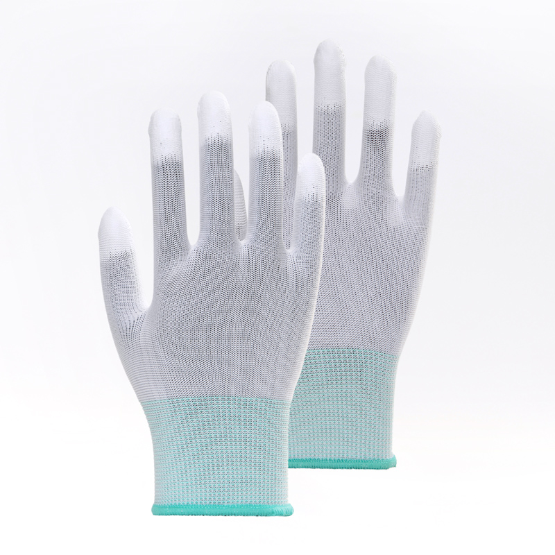 PU Coated Firm Safety Gloves