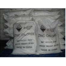 98% de chlorure de zinc pour batterie et industrie