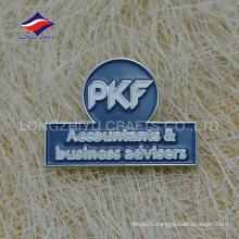 Дешевые металла с эмалью бренда компании сувенир лацкан PIN-код