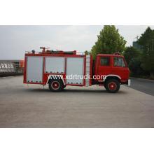 Dongfeng 145 5ton εσωτερικού μοντέλου φορτηγού δεξαμενή νερού