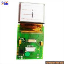 smt & dip pcb assemblage avec des commutateurs et LED RVB en aluminium pcb assembly