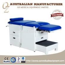 Высокого качества CE утвержденная медицинская кровать класс Электрический поликлиника 4 раздел акушерской гинекологии кресло операционный стол