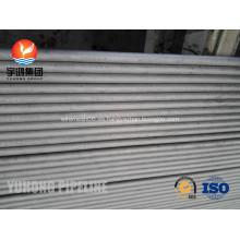 Tubo sin costura de aleación Inconel ASTM B622 C276