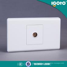 118 Tipo 1 Gang TV Socket para el mercado de Venzuela