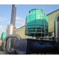 Cooling Tower of rendering plant