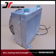 Plate Heat Exchanger For Hydraulic Oil Cooling System