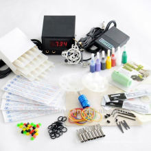 Kits profesionales de pistola de tatuaje de suministro completo