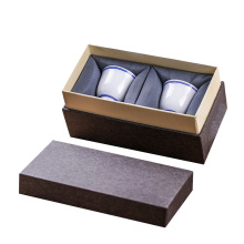 Papel de presente de embalagem de xícara de café