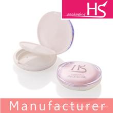 Kompaktes Pudergehäuse Kosmetikverpackung