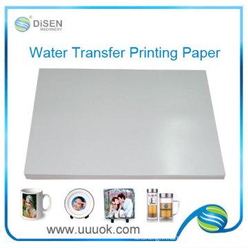 Papier de transfert de l'eau de gros jet d'encre