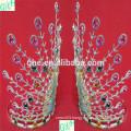 Silver Gorgeous Crystal Bridal Prom Tiaras