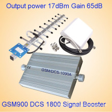 Günstige GSM Repeater Indoor Dual Band 900 1800 Signal Repeater / Booster / Verstärker