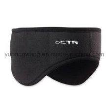 Inverno quente polares fleece Sports Wristband / Headband