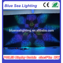 SMD LED Lamp, 3X4m LED Pitch 10cm, PC Control LED Display Curtain