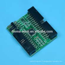 réinitialisation automatique des puces de décodeur pour HP 1050