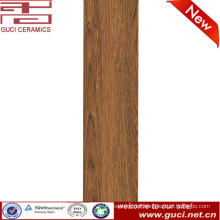 foshan factory ceramic glazed wooden tile good quality wood tile