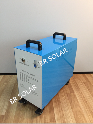 600W Solar Home System 2