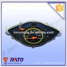 Pour le compteur de vitesse numérique LK110-10 haut de gamme pour moto